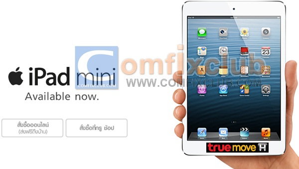 iPad mini 3G Truemove H
