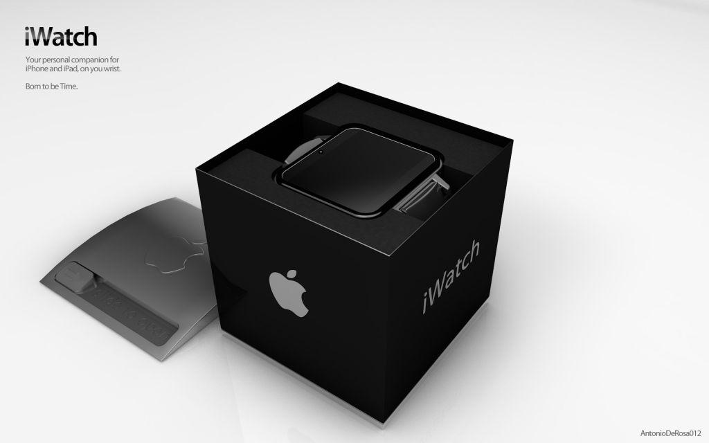iWatch นาฬิกาจากแอปเปิล ลือจะวางขายปี 2013