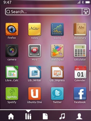 Ubuntu OS for Phone