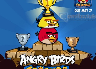 Angry Birds Friends ภาคใหม่ล่าสุด