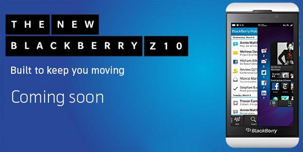 จอง BlackBerry Z10 กับ dtac วันที่ 12 – 19 เมษายน BlackBerry Z10 Dtac ราคา