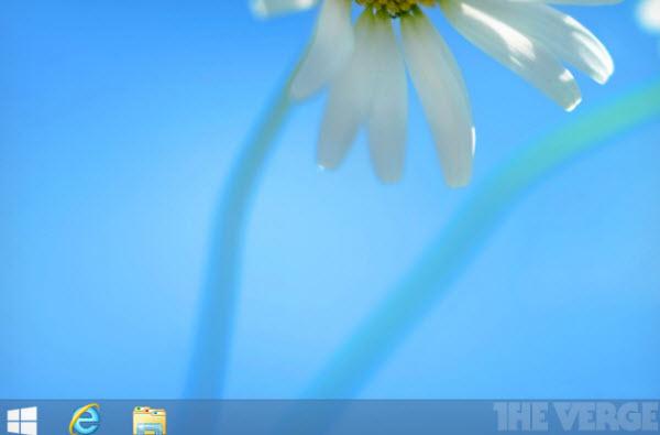 ปุ่ม Start Menu ใน Windows 8.1