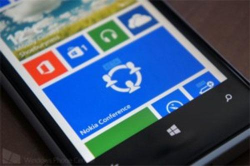 Nokia Conference ระบบประชุมทางไกลใน Windows Phone
