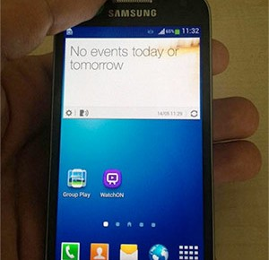 Samsung Galaxy S4 mini กับภาพหลุดล่าสุด