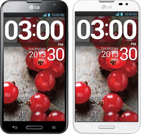 LG Optimus G Pro ราคา 19,900 บาท มีขายในไทยแล้ว